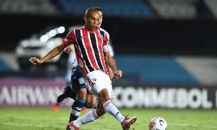 Miranda valoriza empate do São Paulo: 'Viemos em busca de pontuar'