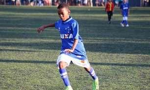 Cruzeiro perde Estevão William, de 14 anos, joia da base cruzeirense, para o Palmeiras