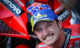 Ducati diz que vitória tirou peso dos ombros de Miller e já sinaliza com renovação
