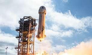 Jeff Bezos: os planos do homem mais rico do mundo para voo espacial turístico