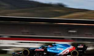 Ocon destaca importância do GP da Espanha para descobrir ritmo de corrida da Alpine