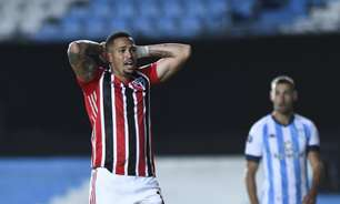 Daniel Alves e Luciano saem com dores no jogo do São Paulo