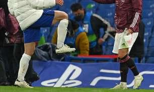 Hazard se desculpa após polêmica em eliminação do Real Madrid: 'Não era minha intenção ofender a torcida'