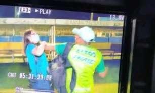 Jornalista é agredida por filmar confusão generalizada no Campeonato Piauiense; veja