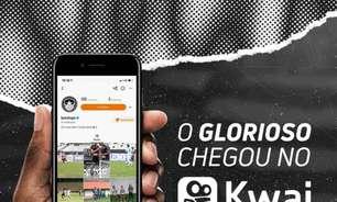 Botafogo chega ao 'Kwai' e pede para torcida utilizar código de convite
