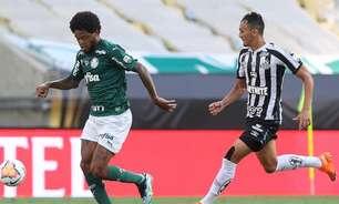 Palmeiras volta a enfrentar o Santos no Allianz Parque após mais de dois anos