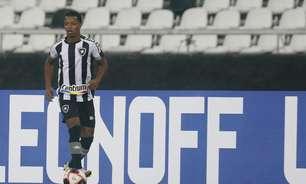 Atualmente na reserva, Ênio pode ser uma das soluções para trazer velocidade ao Botafogo