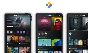 Google lança Entertainment Space para Android com vídeos, jogos e livros