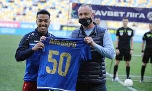 Brasileiro comanda maior sequência da história do Lviv na primeira divisão e salva clube da degola