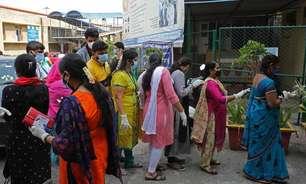 Itália prorroga proibição de entrada de viajantes da Índia