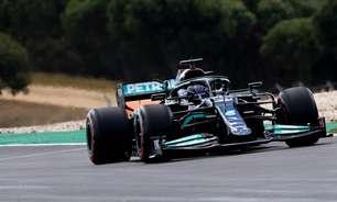 """Mercedes fala em """"empurrãozinho"""" para iniciar negociações sobre renovação com Hamilton"""
