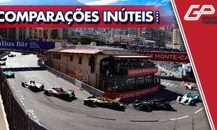 GP às 10: Ainda não dá para comparar Fórmula E e F1, nem com traçado normal de Mônaco