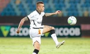 Luan afirma que 'não há outro resultado a não ser vitória' para o Corinthians contra o Huancayo