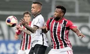Sormani crava favoritismo do Corinthians em eventual final contra o SPFC: 'Se pela de medo. É histórico'