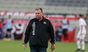 Fernandes justifica campeonato ruim do Santos por problemas extracampo