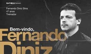 Santos anuncia a contratação de Fernando Diniz, ex-São Paulo