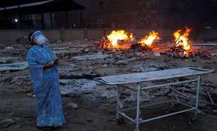 """Líder da oposição alerta que onda """"explosiva"""" de Covid ameaça Índia e o mundo"""