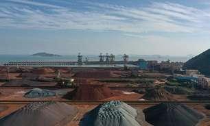 Minério de ferro supera US$200/t no 'spot' chinês; aço também renova máxima