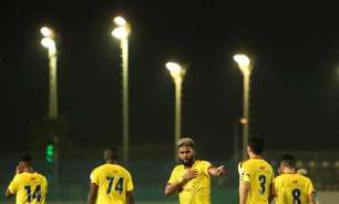 Titular absoluto no Al Hazem, Muralha quer título da Divisão 1 da Arábia Saudita