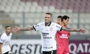 Luan reconhece bom momento no Corinthians e segue acreditando em vaga na Sula: 'Tudo é possível'