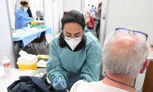 Itália tem 72% dos idosos com mais de 80 anos vacinados