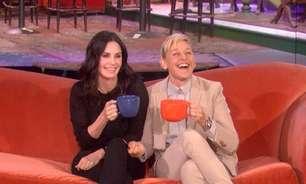 Ellen DeGeneres está morando com Courteney Cox