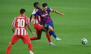 Barcelona x Atlético de Madrid: onde assistir e prováveis escalações