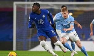 Manchester City x Chelsea: onde assistir e prováveis escalações