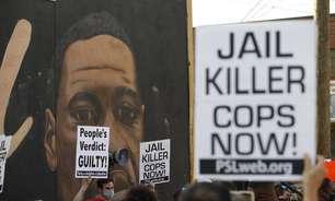 Justiça Federal indicia 4 policiais por morte de George Floyd