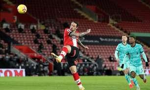 Liverpool x Southampton: onde assistir e prováveis escalações