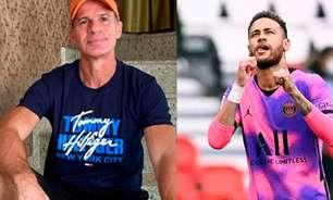 Túlio Maravilha passa 'receita' para Neymar ser o melhor do mundo: 'Casar e sossegar o rabo'