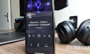 YouTube Premium coloca controles dedicados para música no app