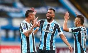 Luiz Fernando vibra com atuação: 'Feliz emais'