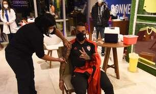 Conmebol anuncia vacinação do elenco do Atlético-GO