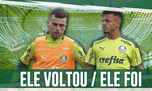 DM do Palmeiras: Lucas Lima volta e Menino é afastado para tratar lesões