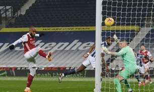 Arsenal x West Brom: onde assistir e prováveis escalações