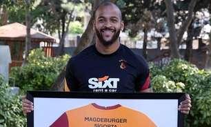 Zagueiro Marcão chega aos 100 jogos com a camisa do Galatasaray