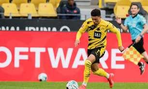 Sem Haaland e com show de Sancho, Borussia Dortmund vence RB Leipzig no Alemão