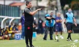 Após triunfo, Cabo comemora classificação para a final da Taça Rio: 'O Vasco teve equilíbrio e paciência'