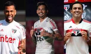 Com lesões, São Paulo terá que colocar elenco a prova; veja opções