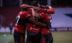 Contra o Volta Redonda, Flamengo pode alcançar sequência de vitórias inédita desde a Era Jesus