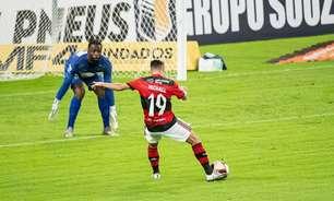 Com dores na panturrilha esquerda, Michael desfalca o Flamengo contra o Unión La Calera, pela Libertadores