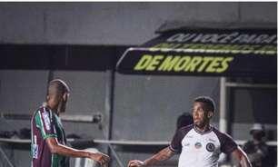 Atacante da Jacuipense, Mailson fala em evolução no clube em 2021