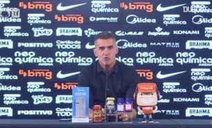 Mancini nega que o Corinthians tenha pensado em perder para prejudicar rival: 'Dignifica o clube'