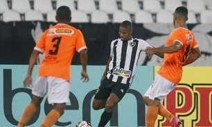 Contra o Nova Iguaçu, Botafogo pode ficar três jogos sem ser vazado pela segunda vez na temporada