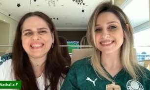 Assíduas do Allianz, mãe e filha compartilham amor pelo Palmeiras: 'Fechadas com Abel'