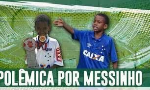 Entenda o caso Messinho, joia do Cruzeiro que vai reforçar a base do Palmeiras