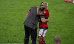 Ceni enaltece a seriedade do Flamengo na semi do Carioca e elogia atitudes de Gabigol como capitão