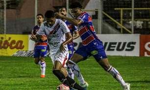 Em jogo morno pelo Campeonato Cearense, Fortaleza e Ferroviário empatam sem gols