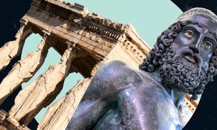 Como mito de estátuas gregas brancas alimentou falsa ideia de superioridade europeia